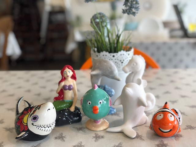 Paint at Home Ceramic Catalog
