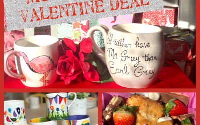 Valentines lockdown date package